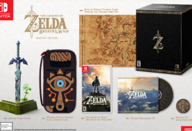 "Details On ""The Legend of Zelda: Breath of the Wild"" Collector's Editions"