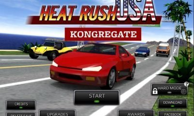 Heat Rush USA - #GTUSA 1