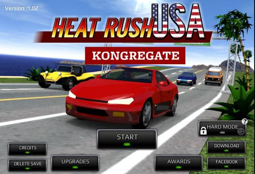 Heat Rush USA – Free To Play Browser Game