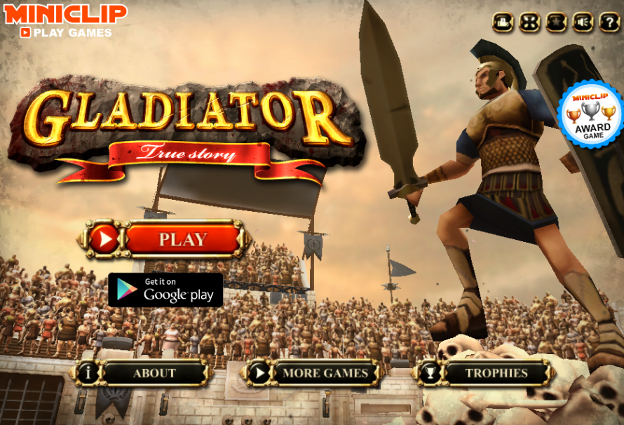 Gladiators – Free To Play Mobile Game