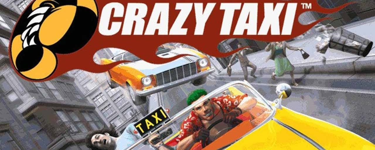 """""""Crazy Taxi"""" Came To Sega Dreamcast 17 Years Ago Today"""