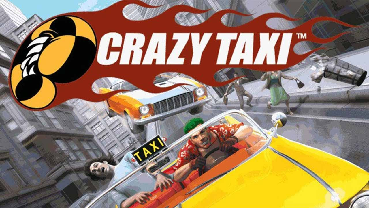 Play Crazy Taxi - Catch a Ride - Nintendo Game Boy Advance online