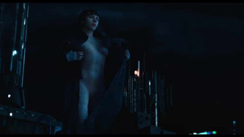 Scarlett Johansson Ghost in the Shell 2017 - #GTUSA 1
