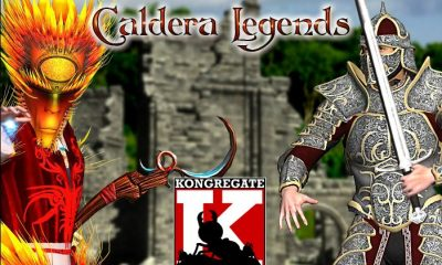 Caldera Legends - #GTUSA 1