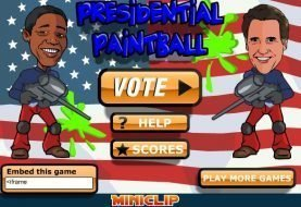 Presidential Paintball - Free To Play Mobile Game