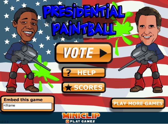 Presidential Paintball - #GTUSA 1