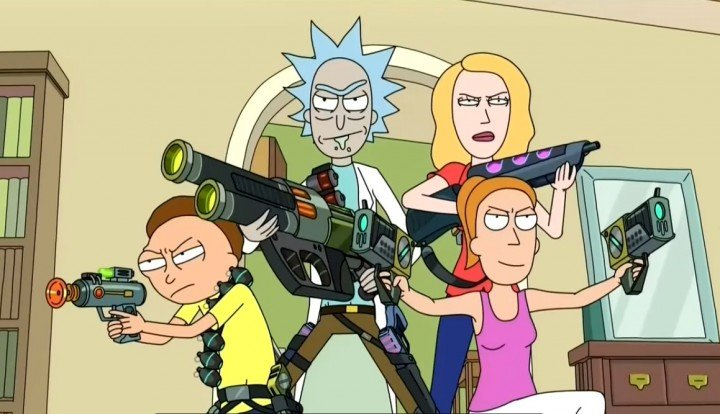 Dan Harmon's update on Rick & Morty Season 3 - #GTUSA 2