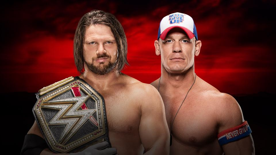 WWE Royal Rumble 2017 - #GTUSA 7