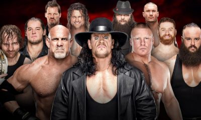 WWE Royal Rumble 2017 - #GTUSA 8