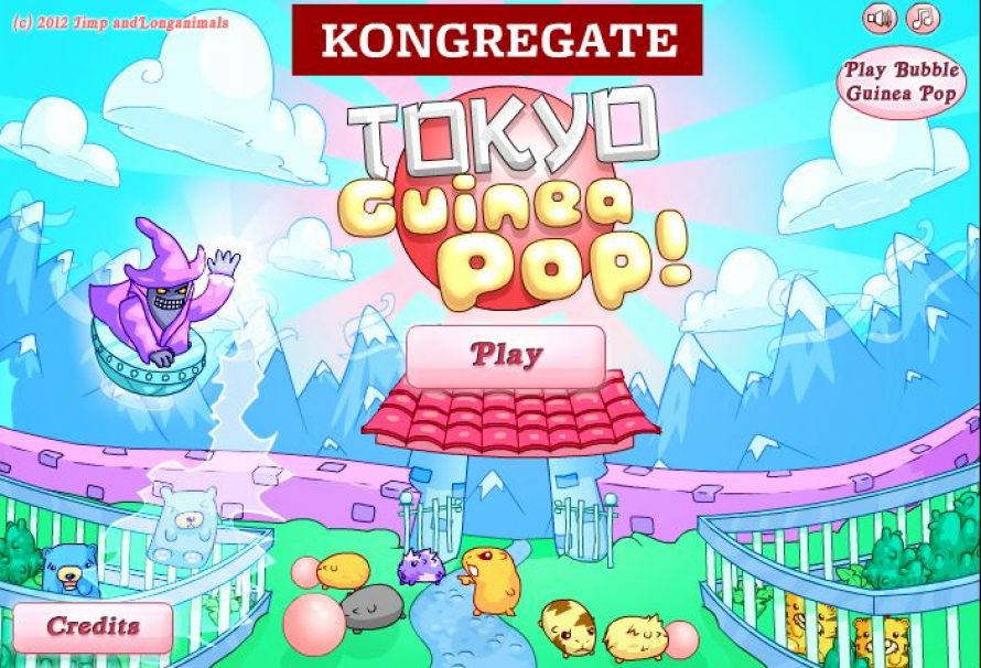 Tokyo Guinea Pop – Free To Play Browser Game