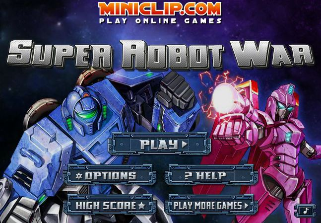 Super Robot War - #GTUSA 1