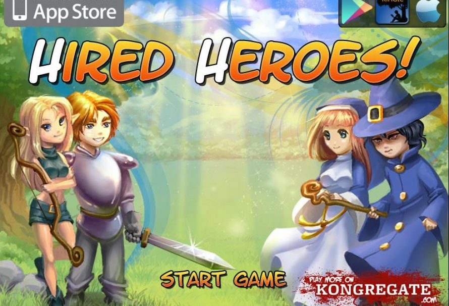 Hired Heroes – Free To Play Browser Game