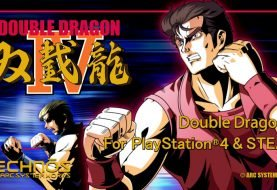 """Double Dragon IV"" Gets Back To Retro Roots"