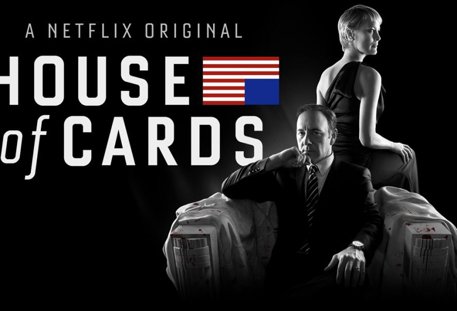 """Netflix's """"House of Cards"""" returns for its fifth season on May 30th"""