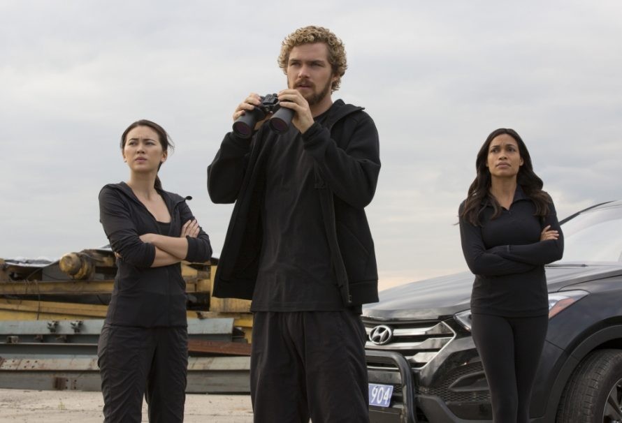Marvel's Iron Fist Season One Episode Titles And Directors Revealed