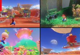 Super Mario Odyssey Announced For Nintendo Switch