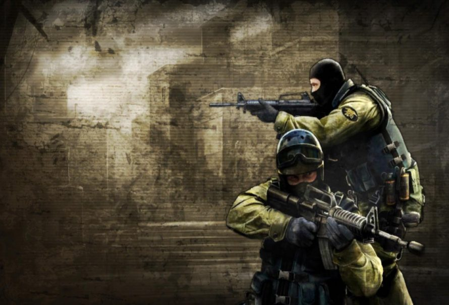How Counter Strike Became One Of the Most Played Multiplayer Games (Infographic)