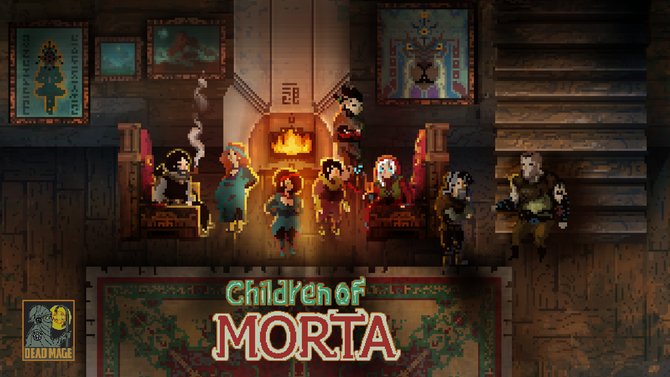 Children of Morta - #GTUSA 1
