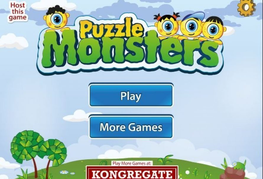 Puzzle Monsters – Free To Play Browser Game