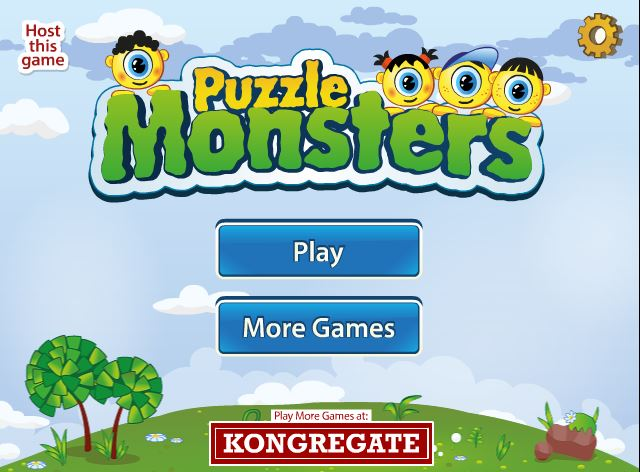 Puzzle Monsters - #GTUSA 1
