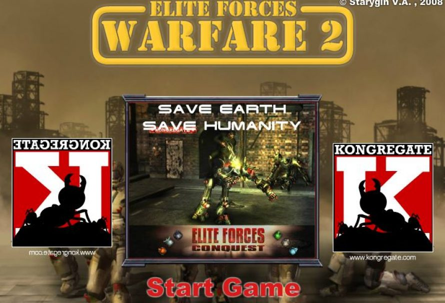 Elite Forces: Warfare 2 – Free To Play Browser Game