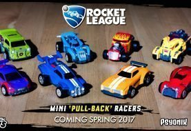 """Rocket League"" Mini Pull-Back Racers Coming Soon"