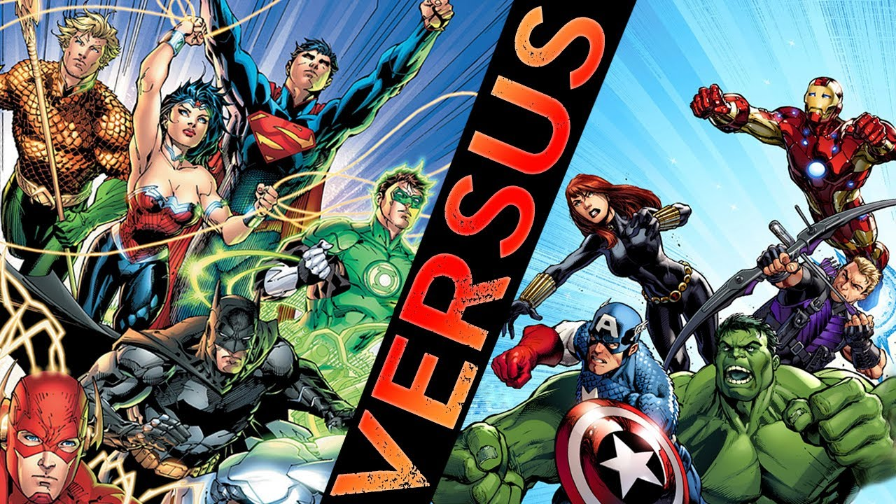 Justice League vs. Avengers - #GTUSA 1