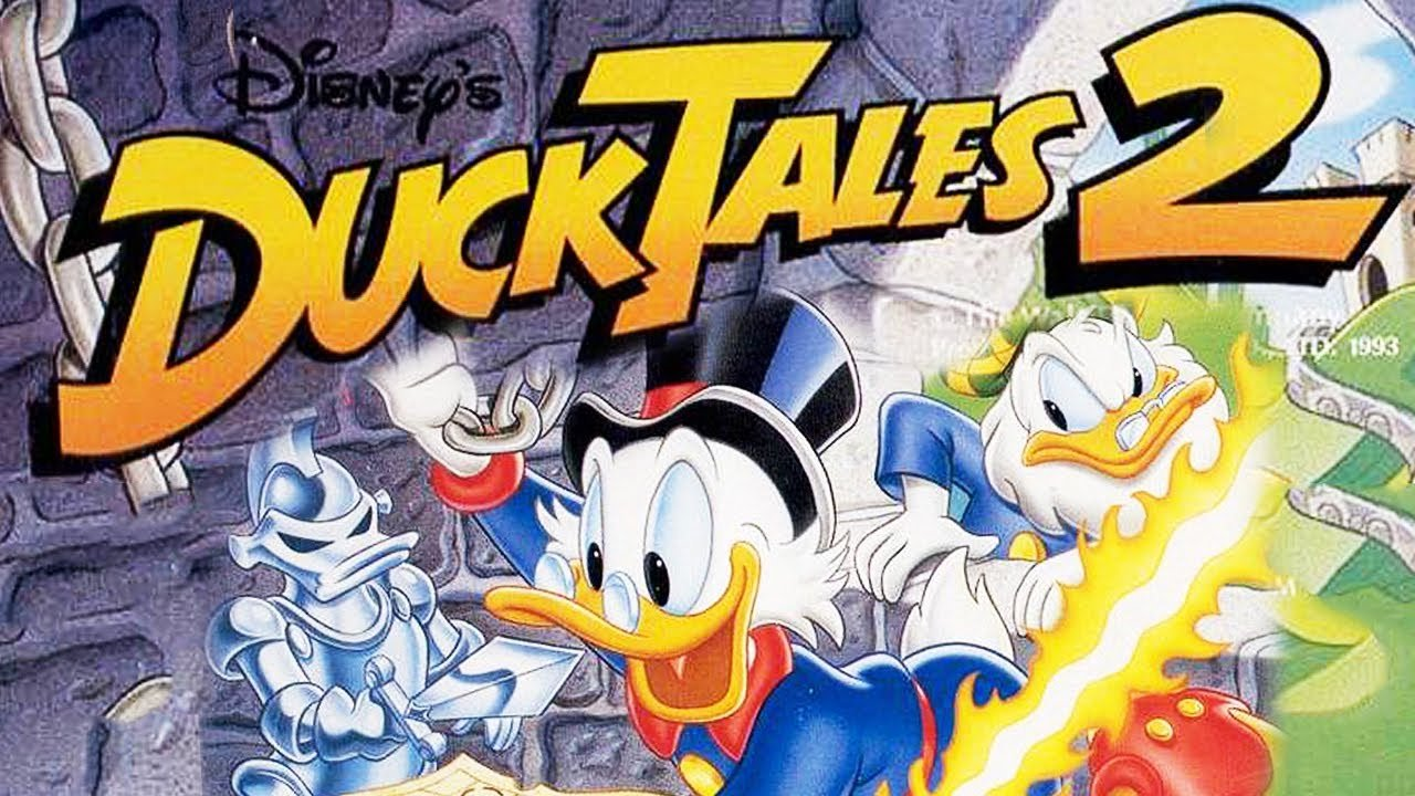 Ducktales 2 Rom Hack Darkwing Duck - #GTUSA 2