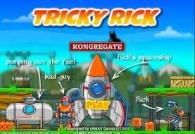 Tricky Rick - Free To Play Browser Game