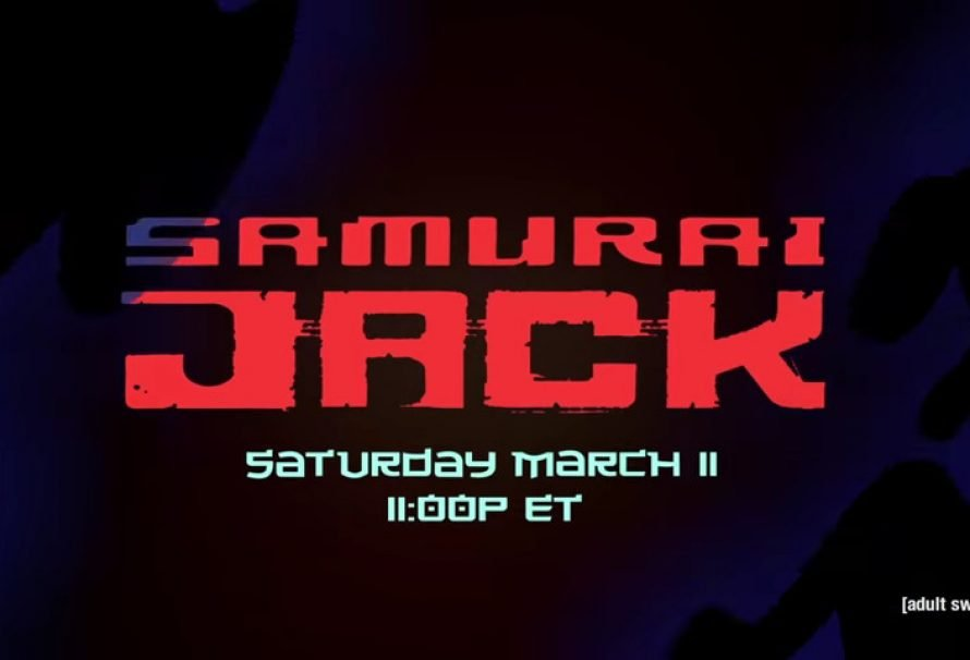 """""""Samurai Jack"""" Will Be Back On March 11th"""
