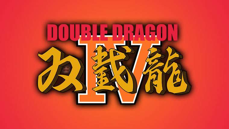 Double Dragon IV Review - #GTUSA 1