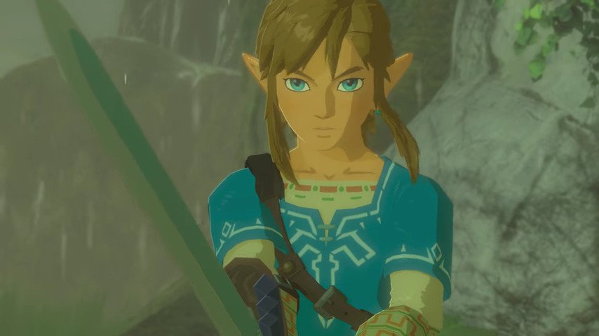 "New ""Zelda: Breath Of The Wild"" Trailer - #GTUSA 2"