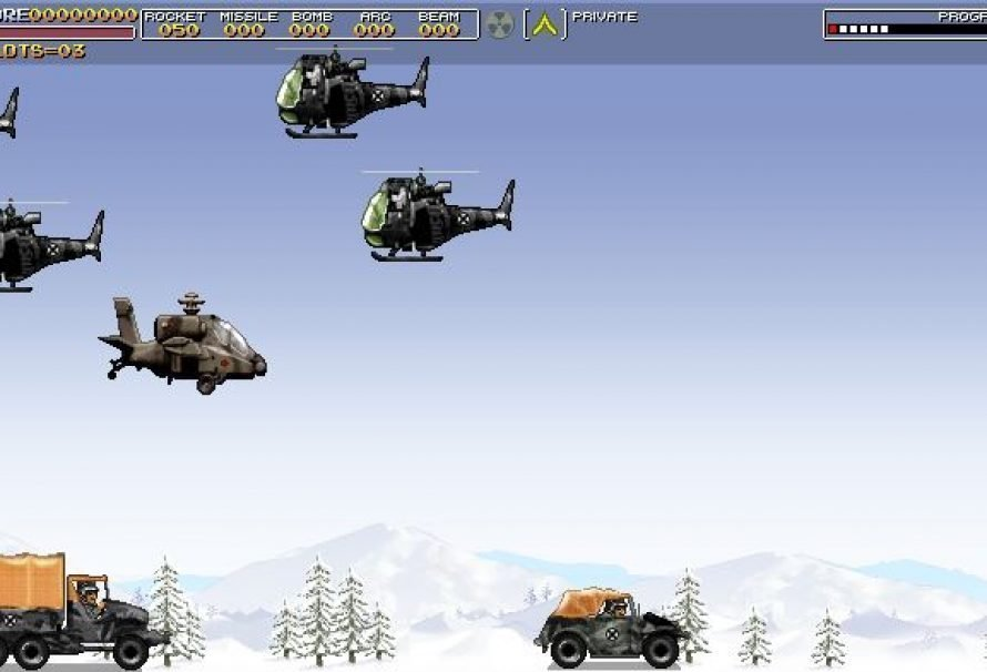 Apache Overkill – Free To Play Mobile Game