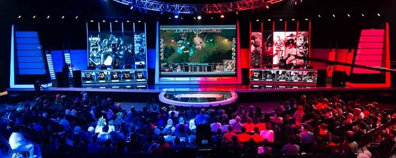 A Brief History Of eSports With Infographic By Marcus Clarke