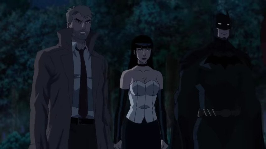 Justice League Dark Review - #GTUSA 4
