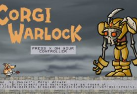 """Corgi Warlock"" Intense Indie 2D Action Review"
