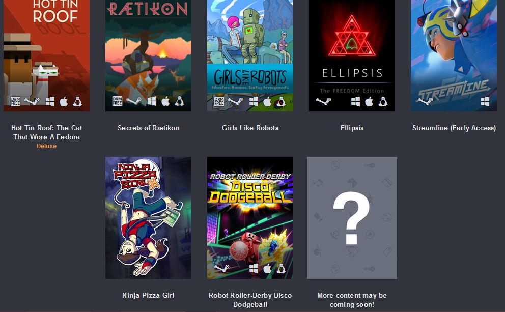 47 Game Humble Freedom Bundle - #GTUSA 6