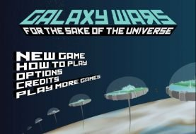 Galaxy Wars: For the Sake Of the Universe - Free To Play Browser Game