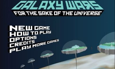 Galaxy Wars: For the Sake Of the Universe - #GTUSA 1