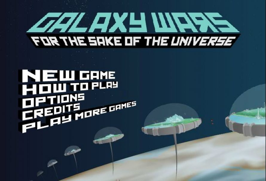 Galaxy Wars: For the Sake Of the Universe – Free To Play Browser Game