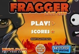 Fragger Lost City - Free To Play Browser Game