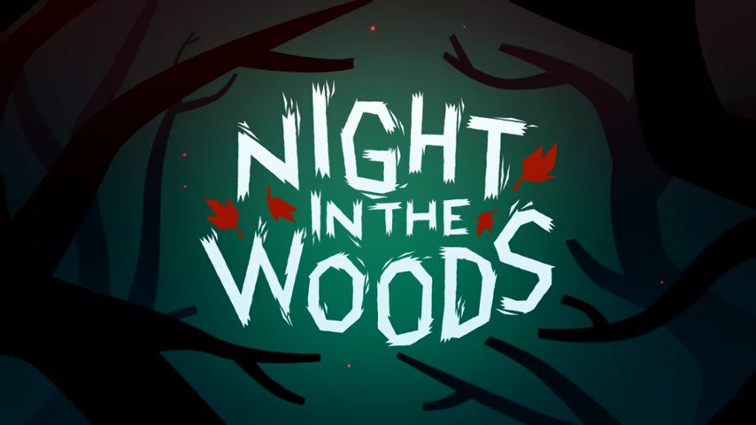 Night in the Woods - #GTUSA 1