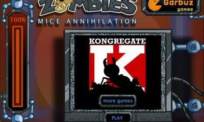 Zombies Mice Annihilation - #GTUSA 1