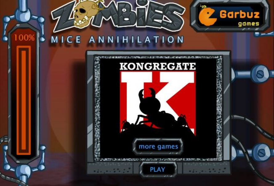 Zombies Mice Annihilation – Free To Play Browser Game