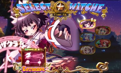 Trouble Witches Origin - Episode1 - #GTUSA