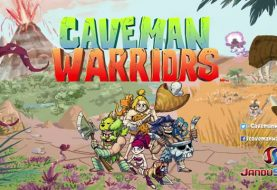 Weekly Kick Pick ~ Caveman Warriors - Multiplayer Platformer