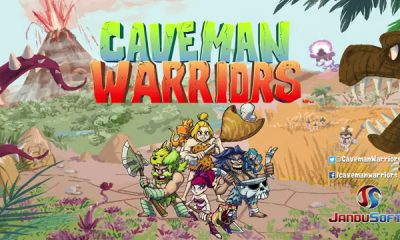 Caveman Warriors - #GTUSA 1