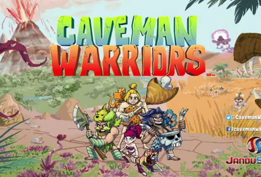 Weekly Kick Pick ~ Caveman Warriors – Multiplayer Platformer