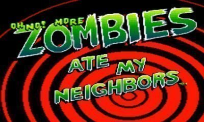 Oh No! More Zombies Ate My Neighbors - #GTUSA 1