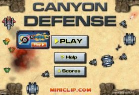 Canyon Defense - Free To Play Mobile Game